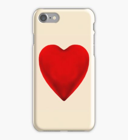Heartfelt iPhone Case/Skin