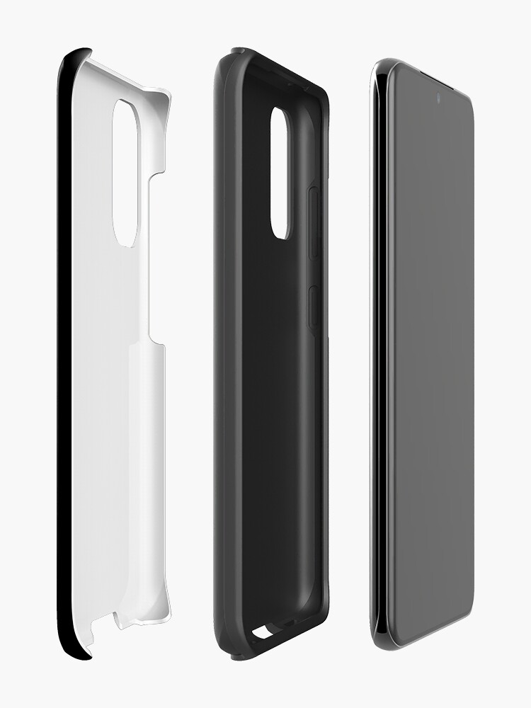Alternate view of Fearful but Fighting - Semi-Colon Case & Skin for Samsung Galaxy