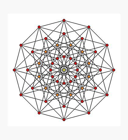 6-cube hexeract  Photographic Print