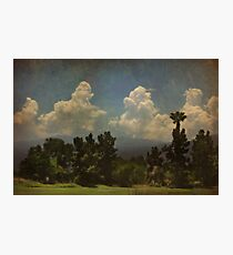 Dance in the Clouds Photographic Print