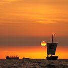 Sail into the sunset... by smilyjay