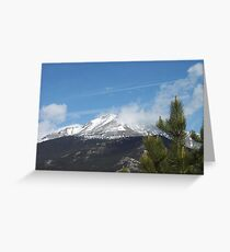 Colorado Rocky Mountain National Park Greeting Card