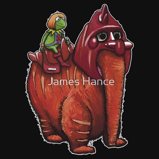 TShirtGifter presents: He-Frog & Snufflecat