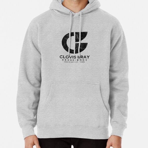 Clovis Bray Exoscience Logo inspired by Destiny Pullover Hoodie