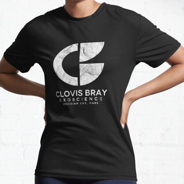 Clovis Bray Exoscience Logo inspired by Destiny Active T-Shirt