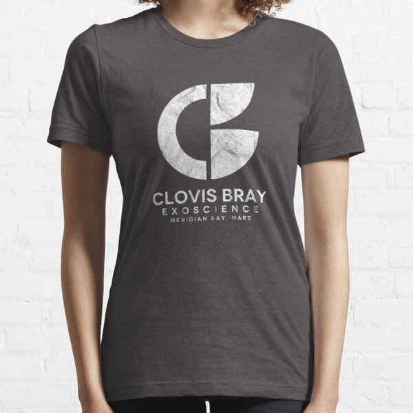 Clovis Bray Exoscience Logo inspired by Destiny Essential T-Shirt