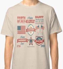 Camiseta clásica 4 de julio