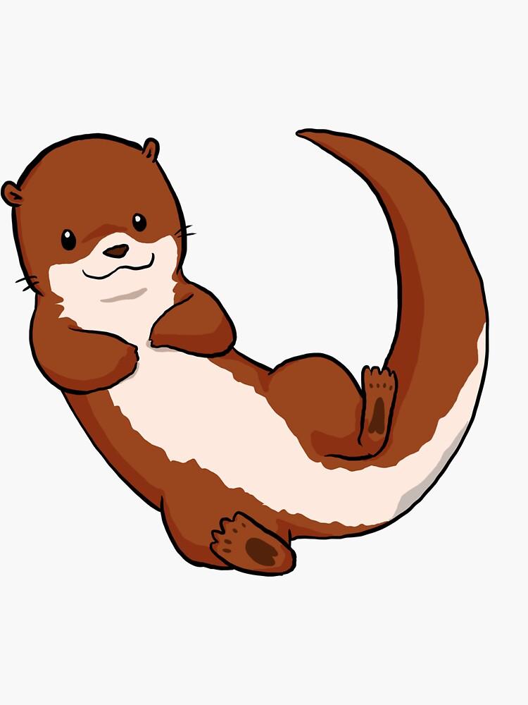 Otterly Awesome by deniseyu