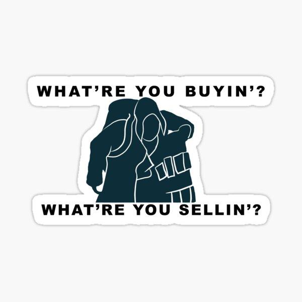 Merchant Sticker