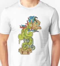 The Feathered Snake T-Shirt