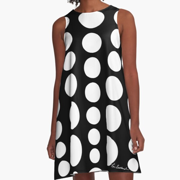 Dots! A-Line Dress