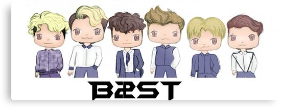 BEAST ~ First Look (A) by liajung