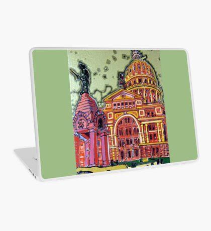 Defense! - Texas State Capitol - Austin, Texas Laptop Skin