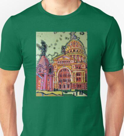 Defense! - Texas State Capitol - Austin, Texas T-Shirt