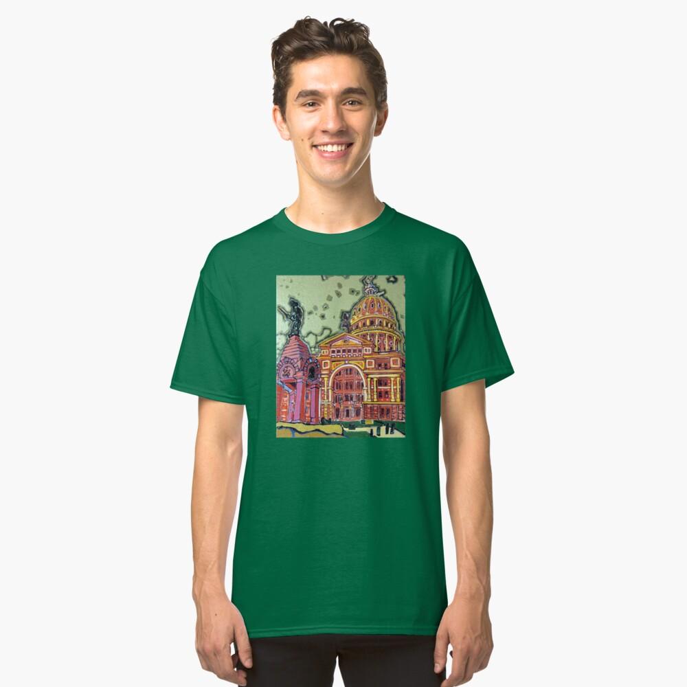 Defense! - Texas State Capitol - Austin, Texas Classic T-Shirt