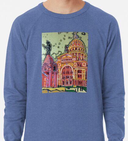 Defense! - Texas State Capitol - Austin, Texas Lightweight Sweatshirt