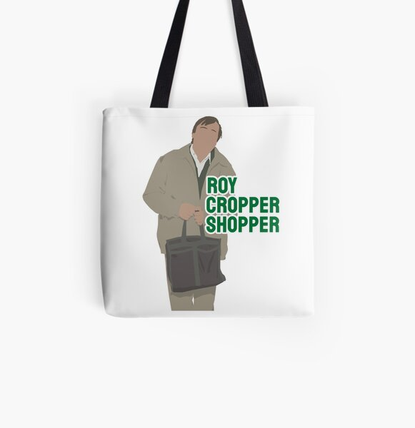 Roy Cropper Shopper All Over Print Tote Bag
