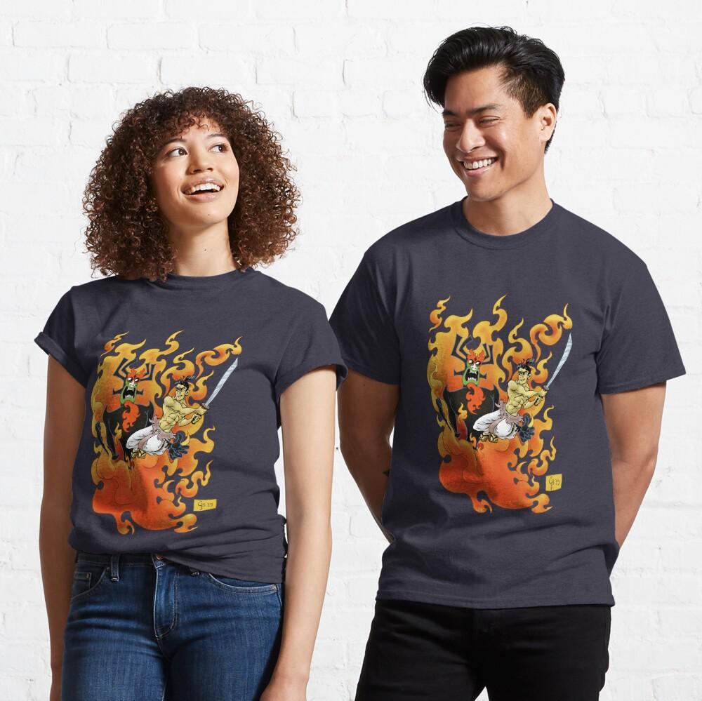 Battle the acient evil Classic T-Shirt
