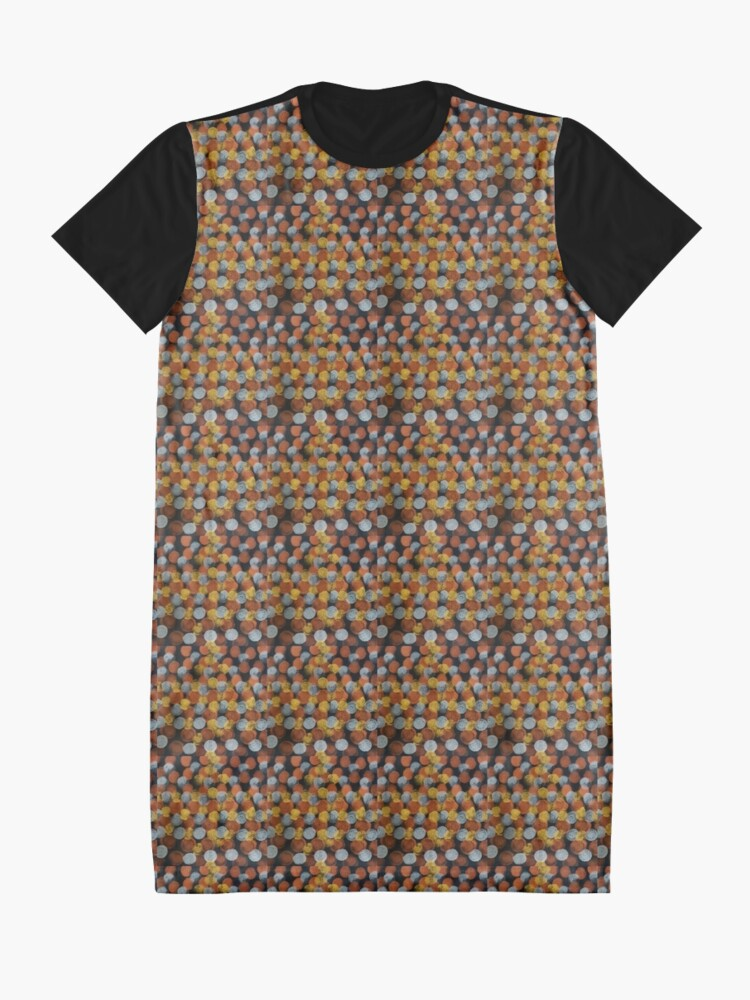 Alternate view of Dats Dots Graphic T-Shirt Dress