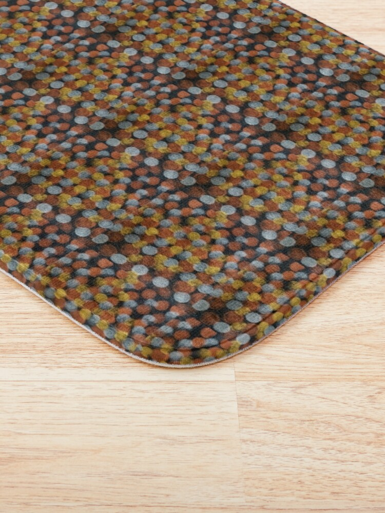 Alternate view of Dats Dots Bath Mat