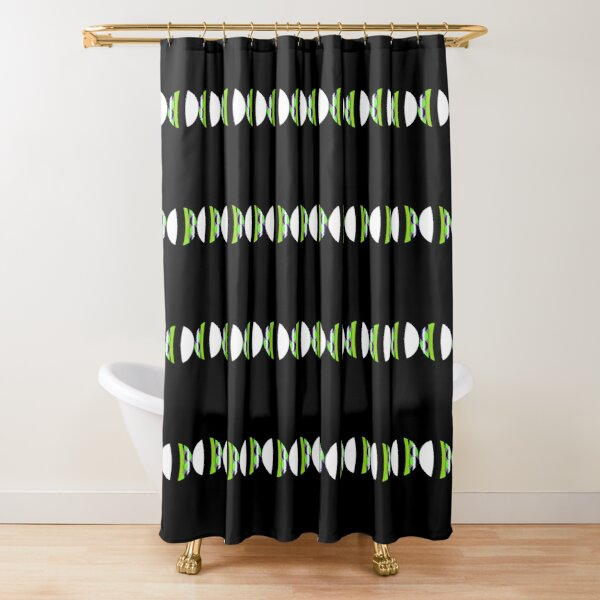 #Pattern, #abstract, #design, #fashion, decoration, repetition, color image,  geometric shape Shower Curtain