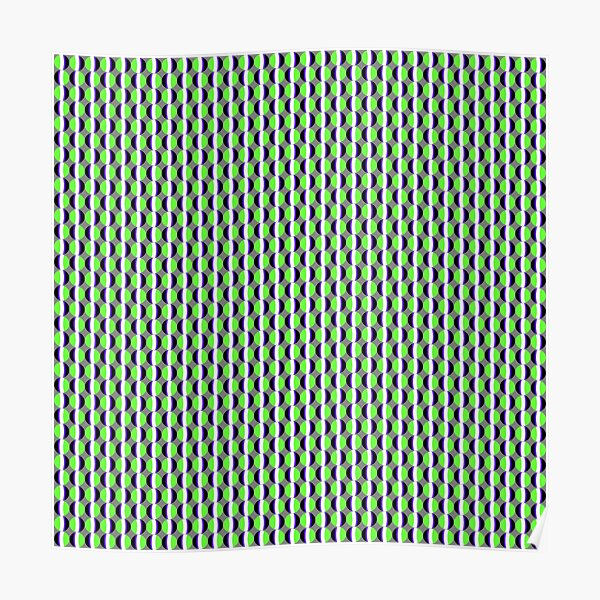 #Pattern, #abstract, #design, #fashion, decoration, repetition, color image,  geometric shape Poster