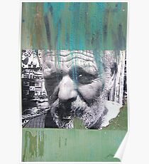 Face of Bisbee Poster