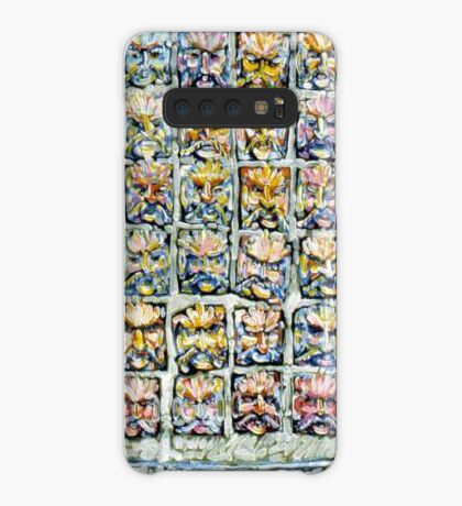 Faces - Brianna Keeper Paintings Case/Skin for Samsung Galaxy
