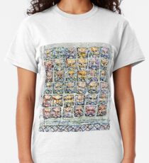 Faces - Brianna Keeper Paintings Classic T-Shirt