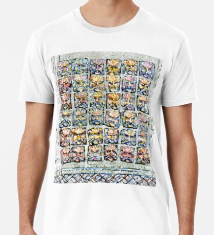 Faces - Brianna Keeper Paintings Premium T-Shirt