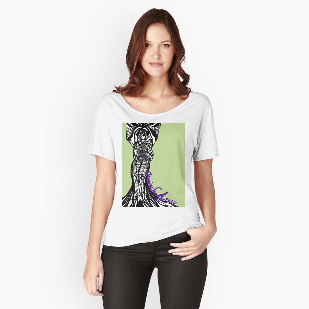 Woman Within3 Relaxed Fit T-Shirt