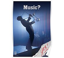 Music? Yes! Poster