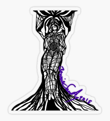 Woman Within1 Transparent Sticker