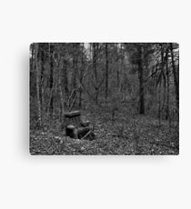 Wooded Comfort Canvas Print