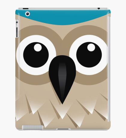 It's a Hoot! iPad Case/Skin