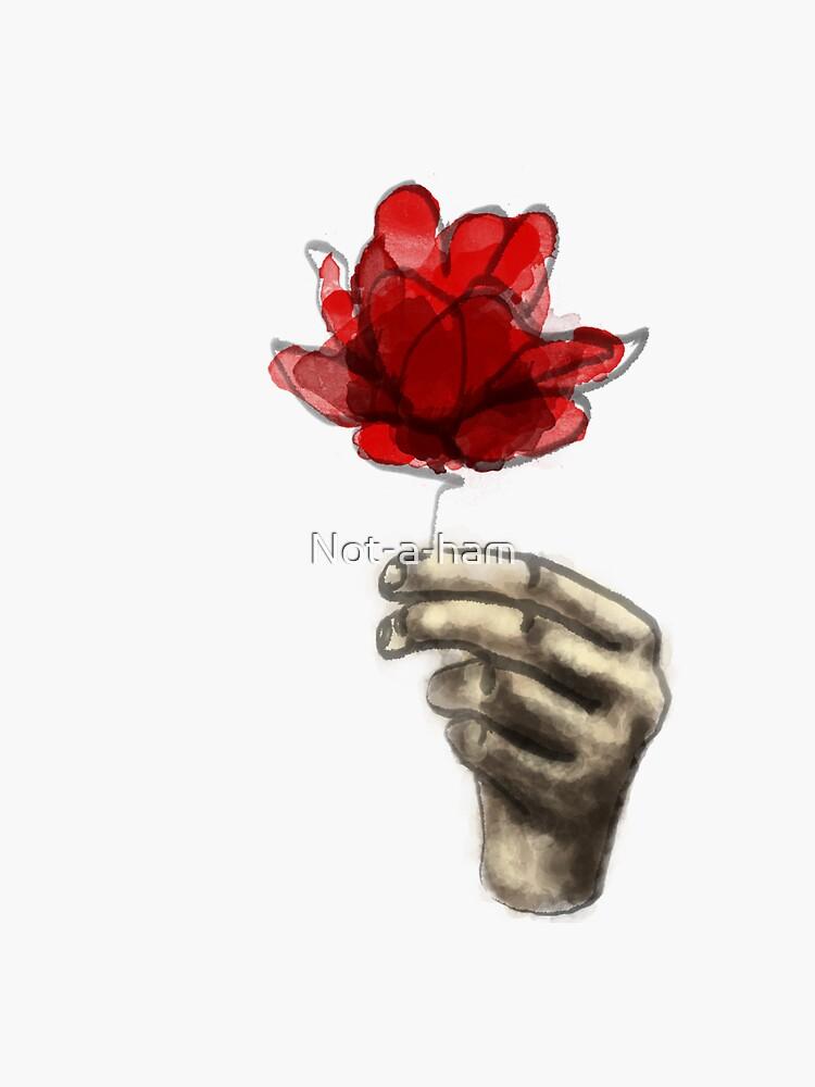 Hadestown flower by Not-a-ham