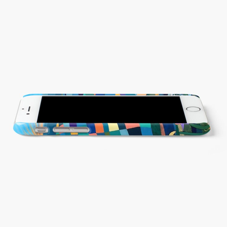 Alternate view of Bright Sun Shiny Day iPhone Case & Cover