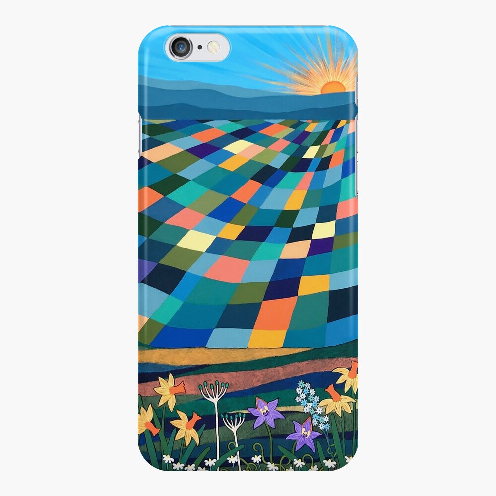 Bright Sun Shiny Day iPhone Case & Cover