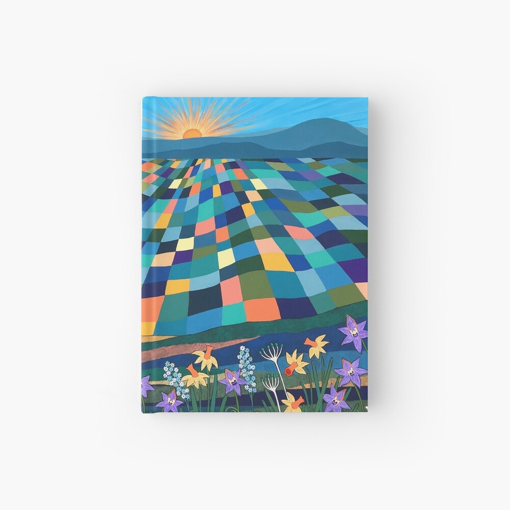 Bright Sun Shiny Day Hardcover Journal