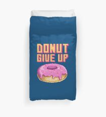 Donut Give Up Bettbezug