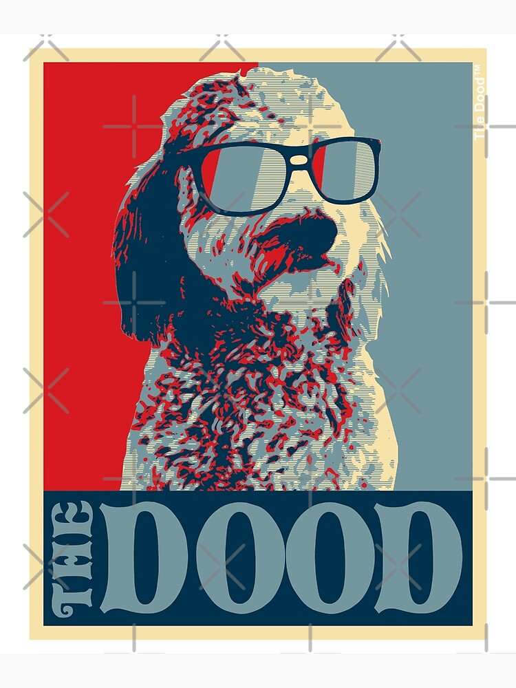 The Dood Goldendoodle Collection by SnowDogTees