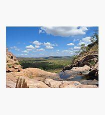Gunlom Falls in Kakadu Photographic Print