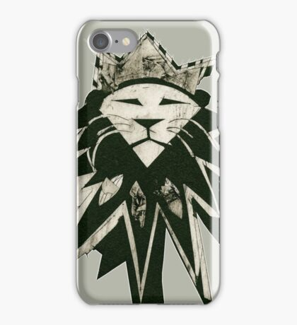 King of the Beasts iPhone Case/Skin
