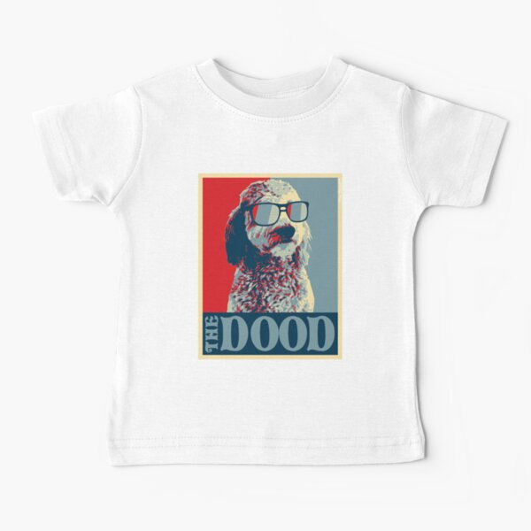 The Dood Goldendoodle Collection Baby T-Shirt