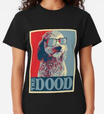 The Dood™ Goldendoodle Collection Classic T-Shirt