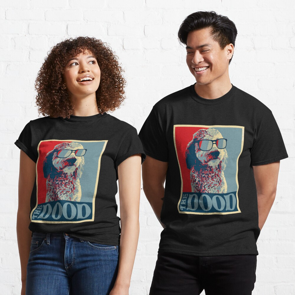 The Dood Goldendoodle Collection Classic T-Shirt