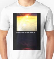 A Beautiful Sunrise Unisex T-Shirt
