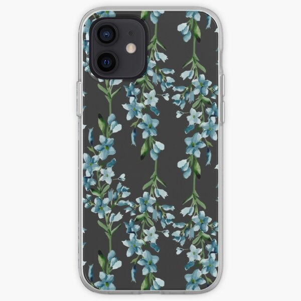 Blossoming branches iPhone Soft Case