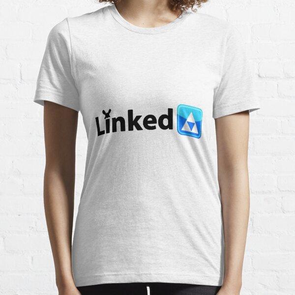 Zelda LinkedIN Parody Logo Essential T-Shirt