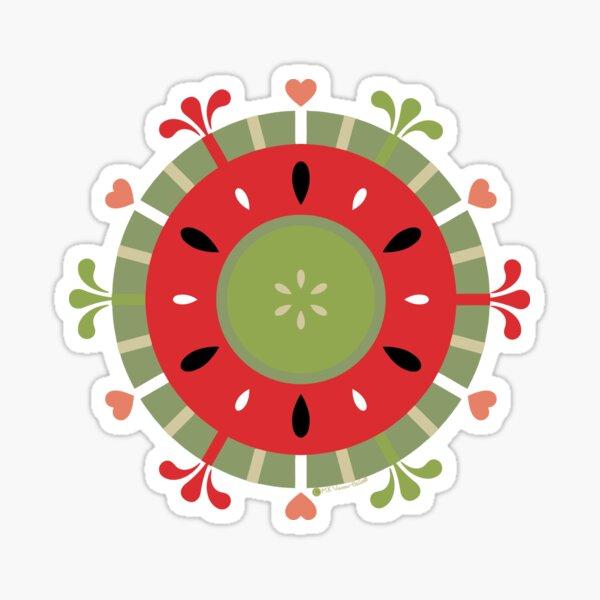 Melonball (Honeydew Version) Sticker